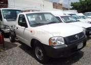 Nissan nissan chasis cabina 2011 85000 kms