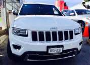 Jeep grand cherokee limited 2016 6574 kms