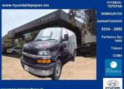 Chevrolet express 2015 45000 kms