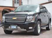 Chevrolet avalanche 2013 73900 kms