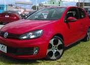 Volkswagen gti 2011 64500 kms