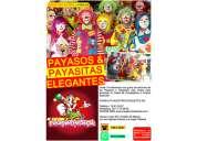 shows payasito tv fiestas y pintacaritas