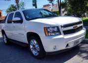 Chevrolet avalanche 2009 52000 kms