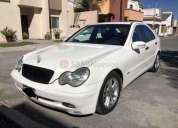 Mercedes benz clase c 2003 150000 kms