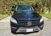 Mercedes benz ml 63 2012 160000 kms