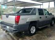 Chevrolet avalanche 2005 100000 kms