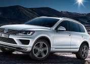 Volkswagen touareg 2015 en san luis potosi