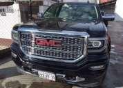 Gmc sierra pick up 2016 3425 kms