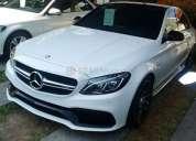 Mercedes benz clase c 63 amg 2016 en zapopan