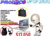Laptop lenovo torreon