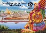 Escuela superior de danza y artes mexica o azteca