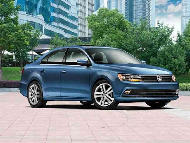 Volkswagen Nuevo Jetta 2017