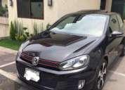 Volkswagen golf gti a6 2011 87000 kms
