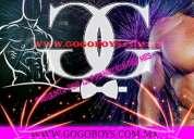 Gogoboys.com.mx trae para ti los mejores show de stripers