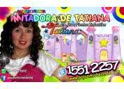 Show musical de tatiana para fiestas infantiles - cd/edomx