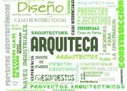 Arquitectos. construcciÓn y proyectos arquitectÒnicos