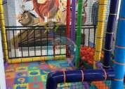 Fabricante de juegos playground tubulares laberintos para salones de fiestas.