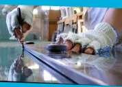 Solicito vidrieros-carpinteros - herreros-plomeros-electricistas
