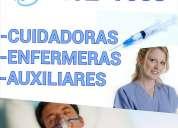 Servicios profesionales de enfermeria, descuentos en 24 horas