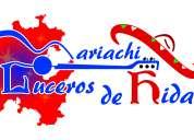 Mariachi luceros de hidalgo de pachuca hgo.