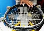 Encordado de raquetas puebla