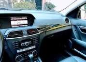 Mercedes benz clase c 2014 50000 kms