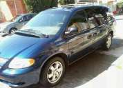 Chrysler grand caravan 2001 180000 kms