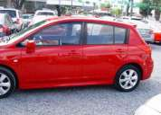 Nissan tiida hb 2011 90000 kms