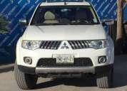Mitsubishi montero sport 2009 131100 kms