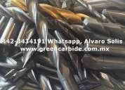 Compra scrap de carburo