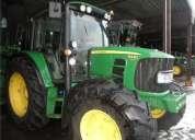 Tractor john deere 6430