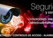 servicios informáticos & seguridad eléctronica