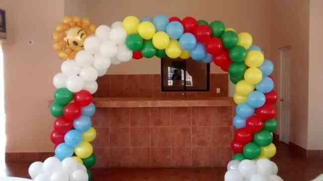 decoracion con globos para eventos tlajomulco de ziga san agustin doplim