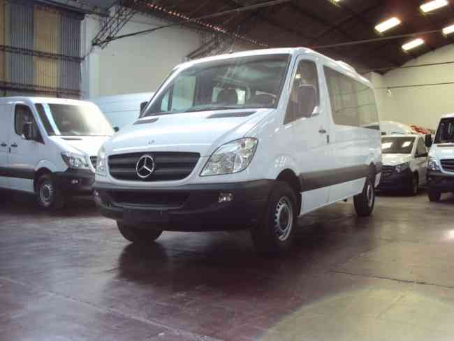 VAN mERCEDES BENZ SPRINTER  2014