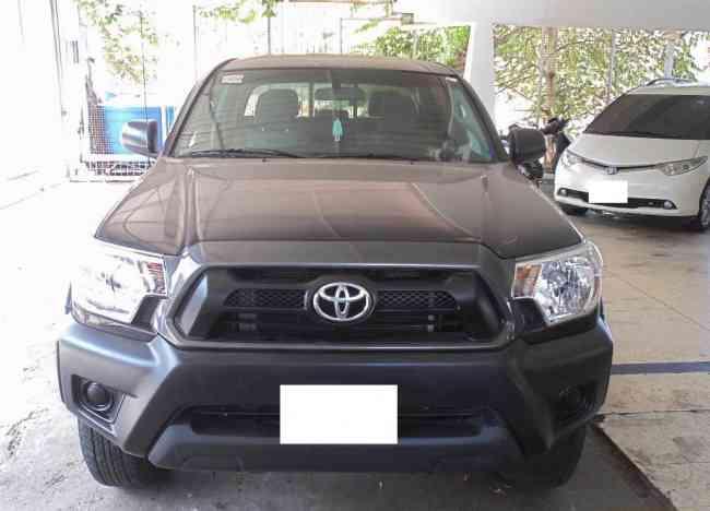 Toyota Tacoma 2014 TRD