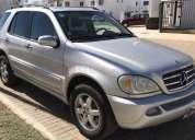 Mercedes benz ml500 premium 2003 160000 kms