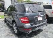 Mercedes benz ml-350 2010 58500 kms