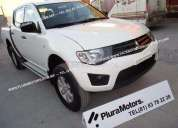 Mitsubishi l200 pick up 2012 79000 kms