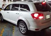 Dodge journey rt 2012 65000 kms