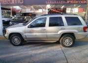 Jeep grand cherokee limited 2003 110500 kms