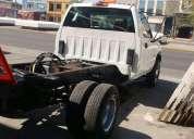 Chevrolet silverado 3500 chasis cabina 2003 en guadalajara