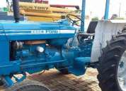 Tractor agricola ford 6600 sencillo