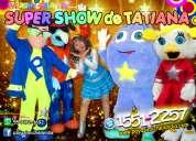 Show musical de tatiana para tu fiesta - cd/edomx