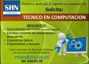 Tecnico en computacion