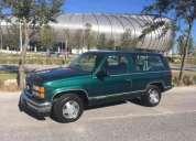Chevrolet silverado 1998 en monterrey