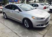 ford fusion luxury 2014 45000 kms