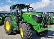 tractor agricola john deere 6190