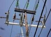 SubestaciÓn elÉctrica para 23,000/480 volts