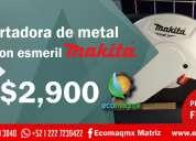 Ecomaqmx cortadora de metal