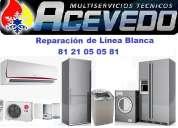 Reparación a refrigeradores,lavadoras,secadoras
